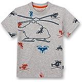 Sanetta T-Shirt Grau Camiseta para Niños