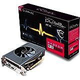 Sapphire 11266-34-20G Radeon RX 570 4GB GDDR5 - Tarjeta gráfica (Radeon RX 570, 4 GB, GDDR5, 256 bit, 5120 x 2880 Pixeles, PC