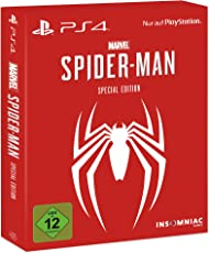 Marvel's Spider-Man - Special Edition - [PlayStation 4]