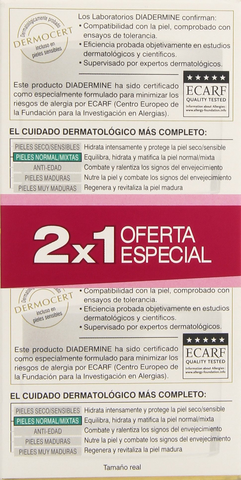 81V2bMlKBzL - Diadermine Hidratante Crema de Dia Normal - Mixta - 50 ml