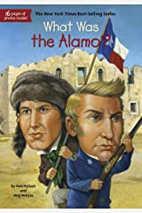 What Was the Alamo? Paperback