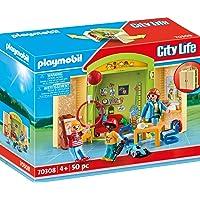 Playmobil Coffre Garderie Multicolore 70308
