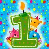 Erster Geburtstag Kartenhersteller