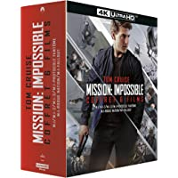 Mission Impossible Intégrale [4K Ultra HD]