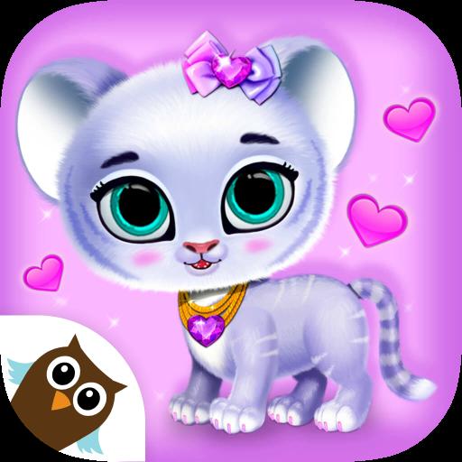 Baby Tiger Care - My Cute Virtual Pet Friend (Pet Tiger)