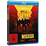 Warrior - Die komplette 1. Staffel [Blu-ray]