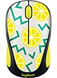 Logitech 910-004713 M238 Wireless Mouse Party Collection Lemon