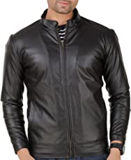 Leather Retail Faux Leather Jacket