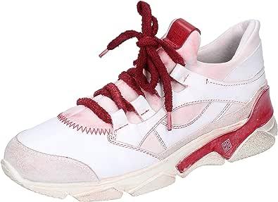 MOMA Sneaker Donna Pelle Bianco