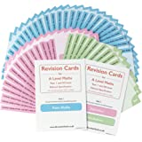 Black Dragon Revision Cards for A-Level Maths: Edexcel, Year 1 & AS