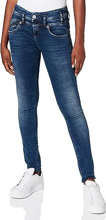 Herrlicher Pearl Slim Denim Powerstretch Jeans Donna