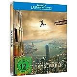 Skyscraper - (2D) Blu-ray Limited Steelbook