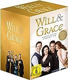 Will & Grace - Die komplette Serie (Neuauflage) (32 DVDs + Bonus-DVD) (exkl. Amazon)