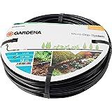 """Gardena 01362-20 Micro-Drip-systeem bovengrondse druppelbuis 4,6 mm (3/16""""): Druppelslang voor bovengronds gebruik, waterbesp"""