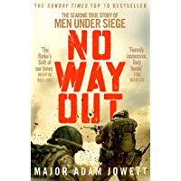 No Way Out: The Searing True Story of Men Under Siege (English Edition)