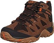 MERRELL Erkek Alverstone Mid Gtx Trekking ve Yürüyüş Ayakkabısı J84575