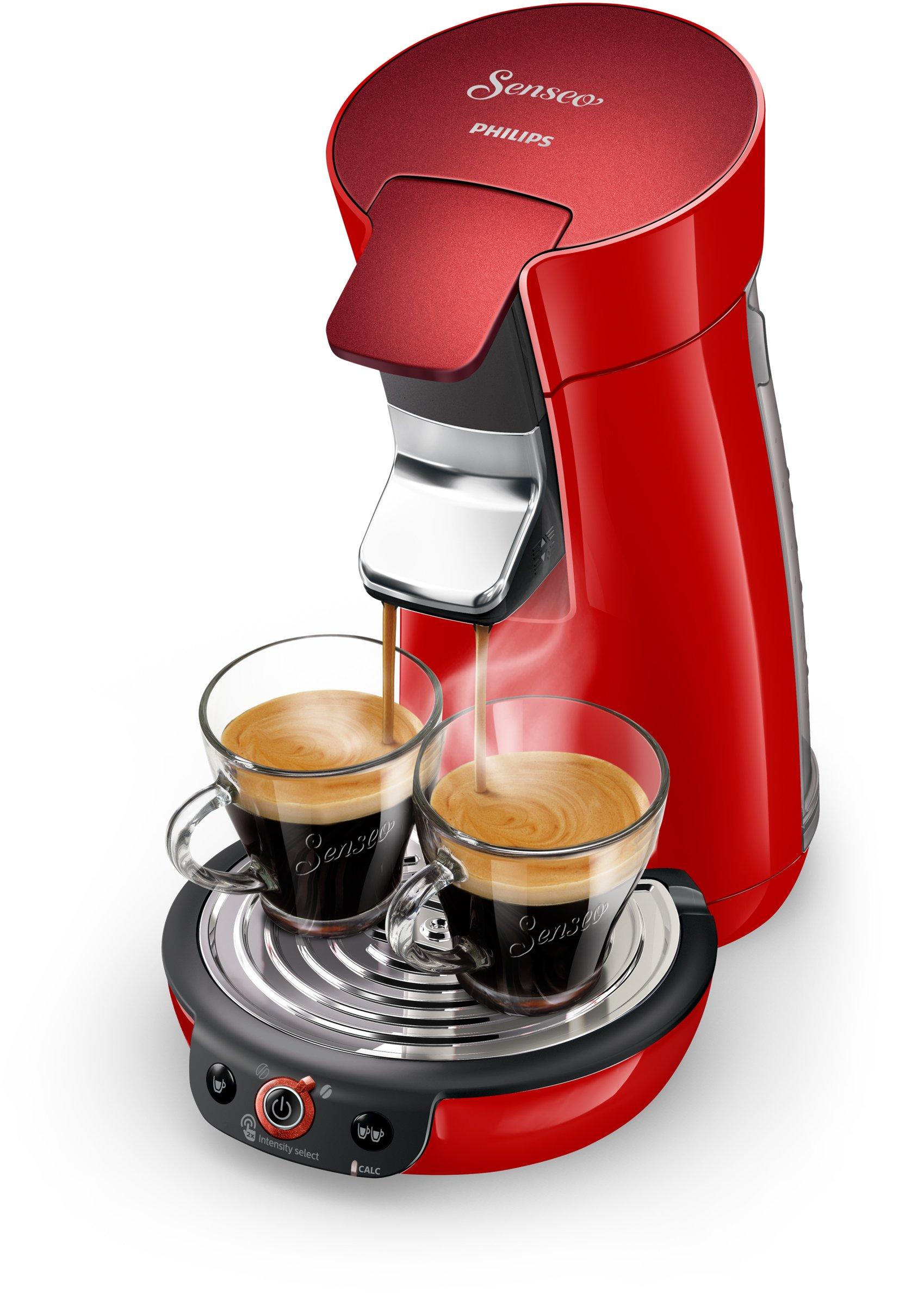Philips-Senseo-HD656480Viva-Caf-Kaffeepadmaschine-1450-Rot
