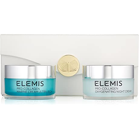 Elemis Super Enriching Future Pro-Collagen Marine Day and Night Cream Set
