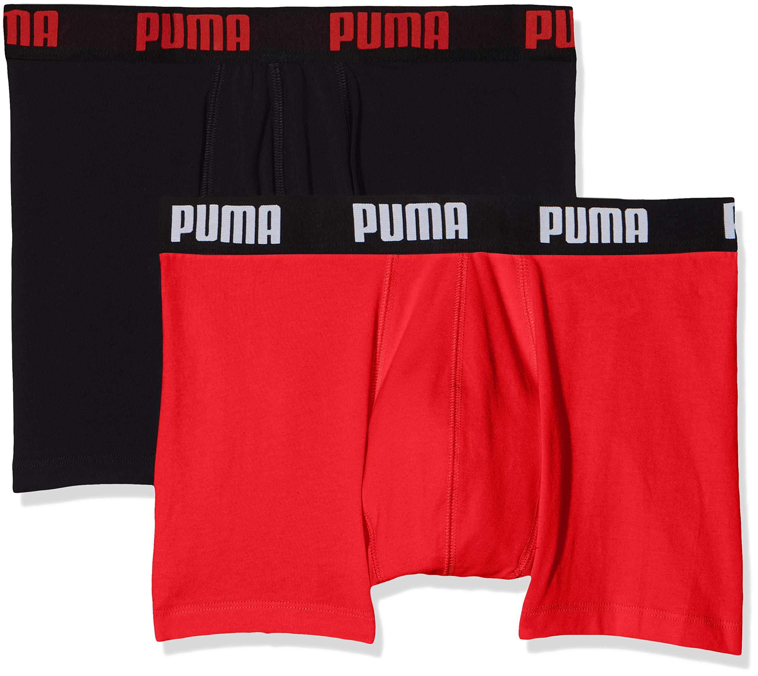 81VAZtwy1CL - PUMA Basic 2p - Boxer Hombre