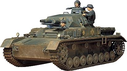 Tamiya 300035096 - Carro armato tedesco della seconda guerra mondiale, scala: 1:35