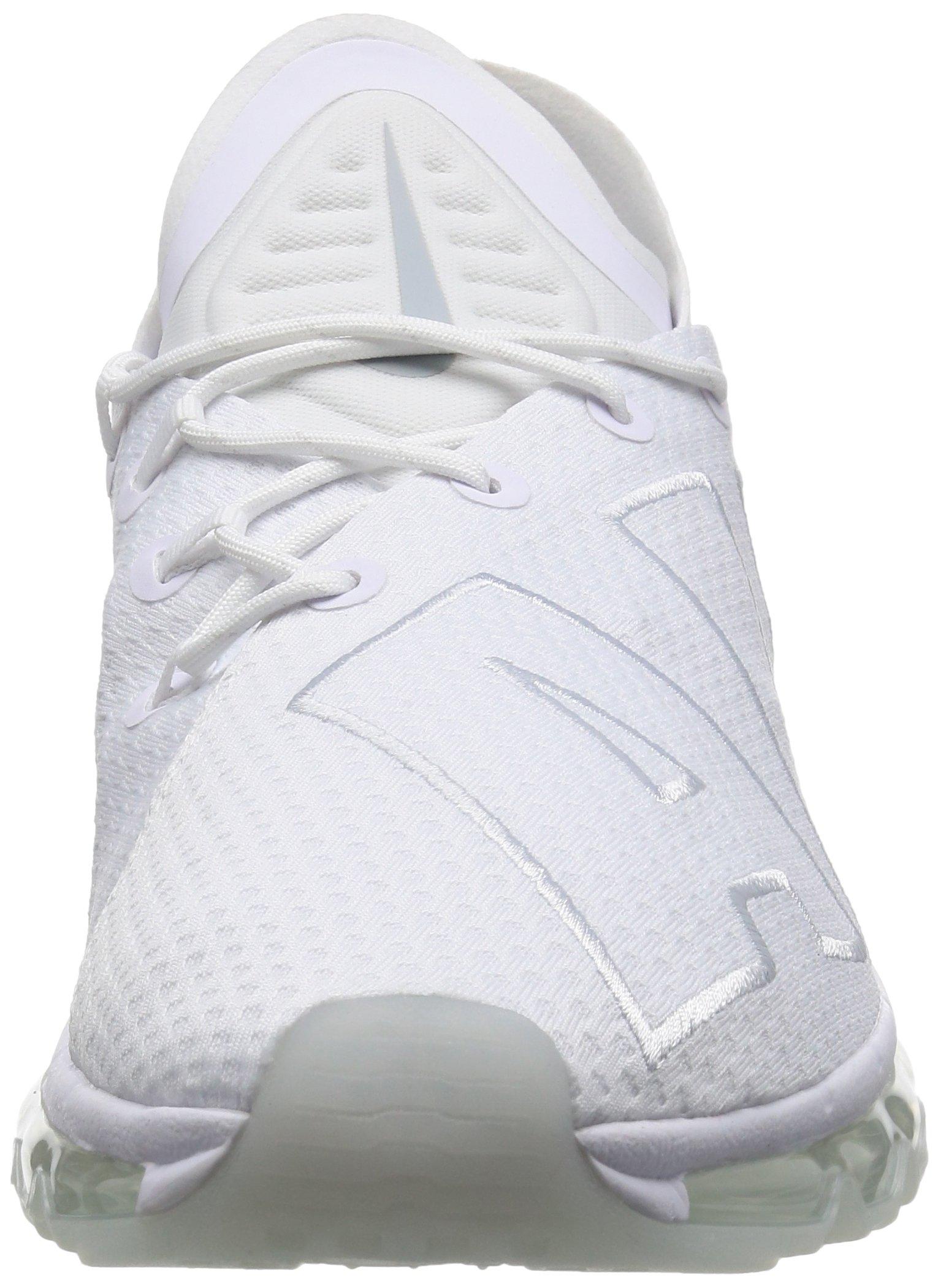 81VE4Ck9MML - Nike Mens - Air Max Flair - Triple White - 942236-100