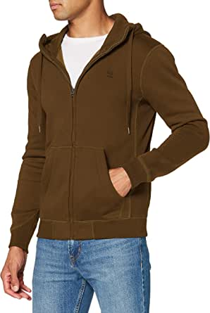 G-STAR RAW Men's Premium Core Hooded Zip Sweatshirt