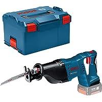 Bosch Professional 060164J007 18V System Scie Sabre sans-fil GSA 18 V-LI (Longueur de Course 28 mm, sans Batterie…