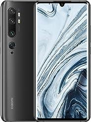 Xiaomi Mi Note 10 Pro Smartphone, Dual Sim, 256 GB, 8 GB RAM  - Midnight Black