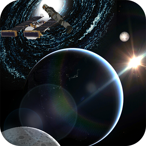 Space 3d Free Live Wallpaper Amazon De Apps Fur Android
