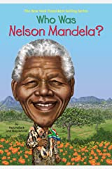 Who Was Nelson Mandela? Paperback