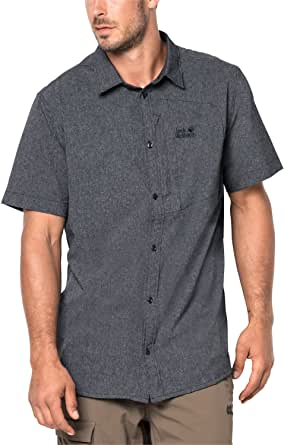 Jack Wolfskin Barrel Shirt T-Shirt Homme