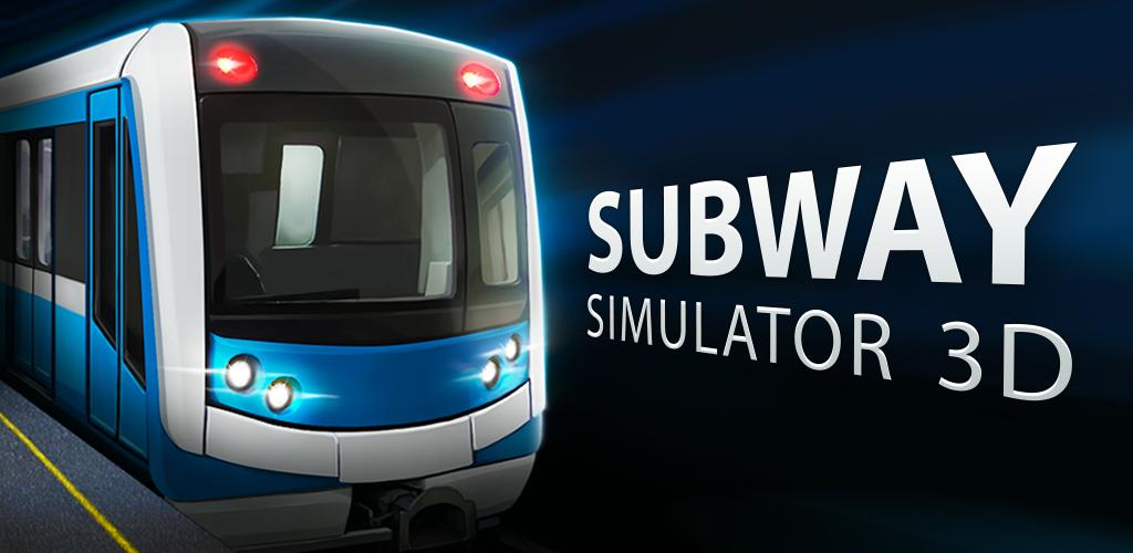 Subway simulator 3d urban trip appstore for Simulatore 3d
