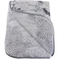 Amago Couverture Extra-Douce, Cashmere-Feeling, 180 x 220 cm - Anthracite