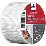 Kip Tape 243-03 Voegentape - Afdichtingstape van glasvezelweefsel voor het afplakken van voegen - 48 mm x 20 m