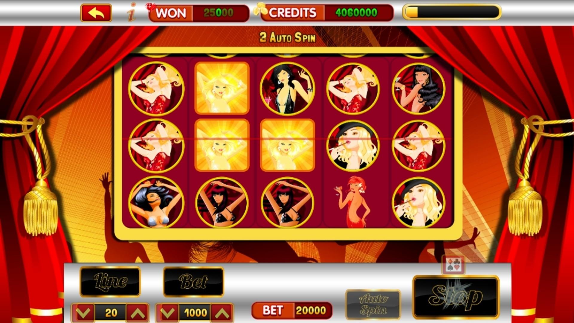 slot machine gratis flash games