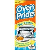 Oven Pride Complete Oven Schoonmakende Kit 500ml Inclusief Zak voor het Schoonmaken van Oven Rekken