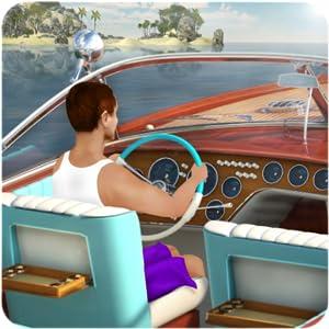 yates: Simulador de barco de conducción