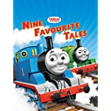 Thomas' Nine Favourite Tales (Thomas & Friends): A Little Golden Book Collection