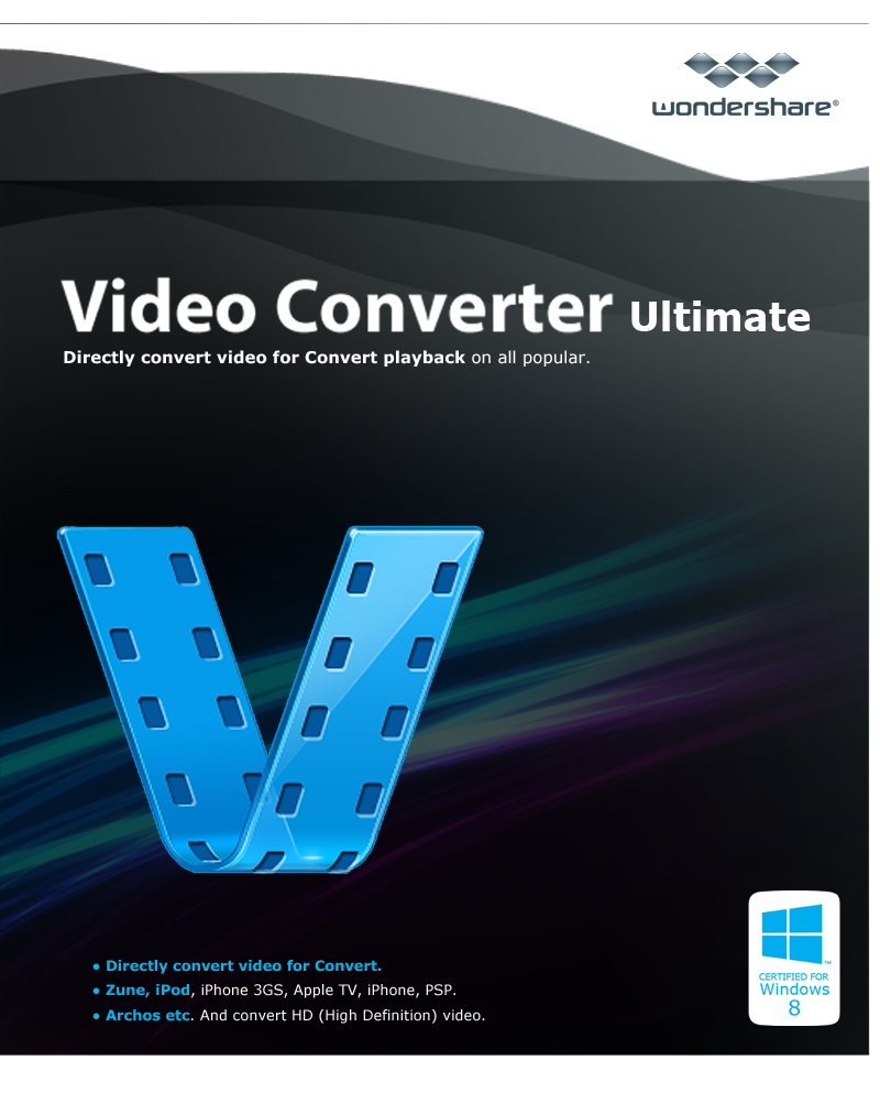 Price comparison product image Wondershare Video Converter Ultimate [Download]
