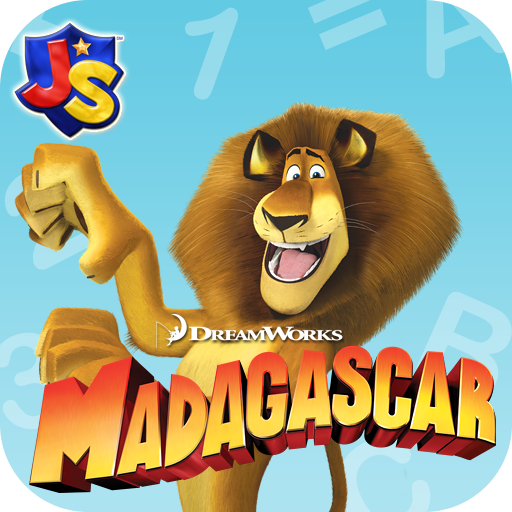 Madagascar Preschool Surf n' Slide™