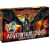 Craze 57323 Adventskalender Dragons