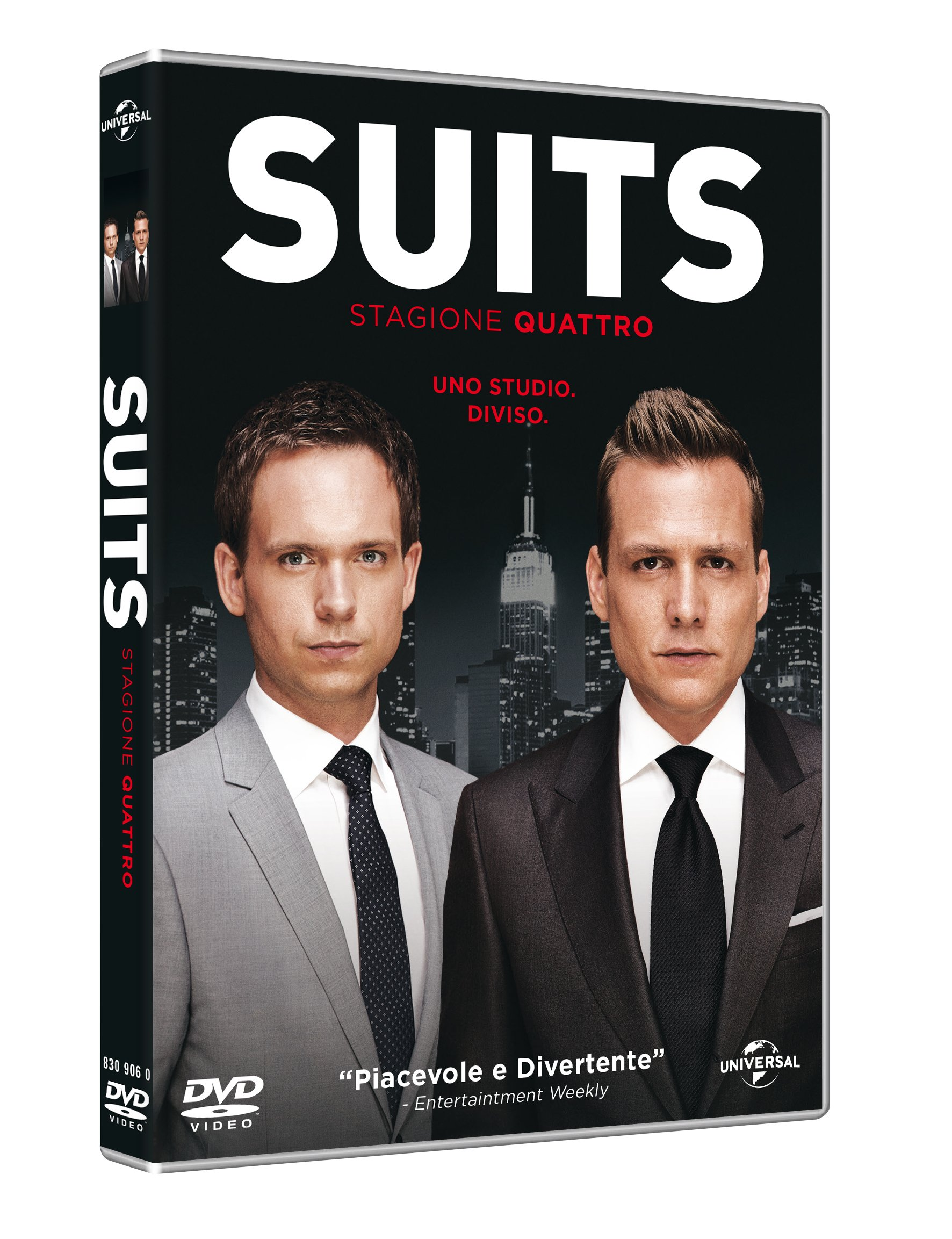 Suits: Stagione 4 (4 DVD)