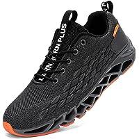 LARNMERN Chaussure de Course Homme Femme Mode Casual Baskets Chaussures de Running Gym Fitness Tennis Sneakers