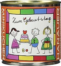 """Hanauer Minikuchen Pfirsich-Aprikose""""Zum Geburtstag"""", 1er Pack (1 x 170 g)"""