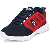 Bourge Boy's Orange-07 Running Shoes
