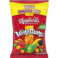 Maynards Bassetts Wine Gums Giant Sweets Sharing Bag, 1 kg