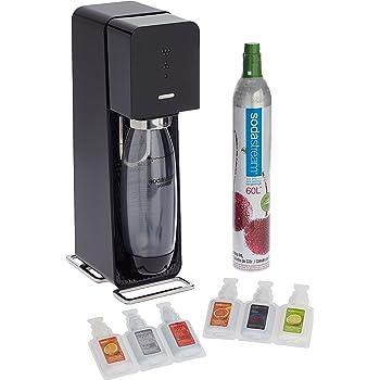 Sodastream SOURCE Machine à Soda Noir