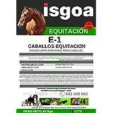 Pienso Caballos Mezcla Natural Grano 30Kg. Isgoa: Amazon.es ...