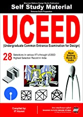 UCEED Mock Test Series 2019-20 (As Per New B.design Pattern)