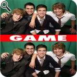 Big Time Rush - Difference Games - Game App